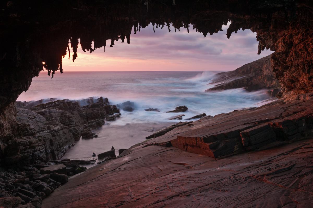 Admiral's Arch Kangaroo Island