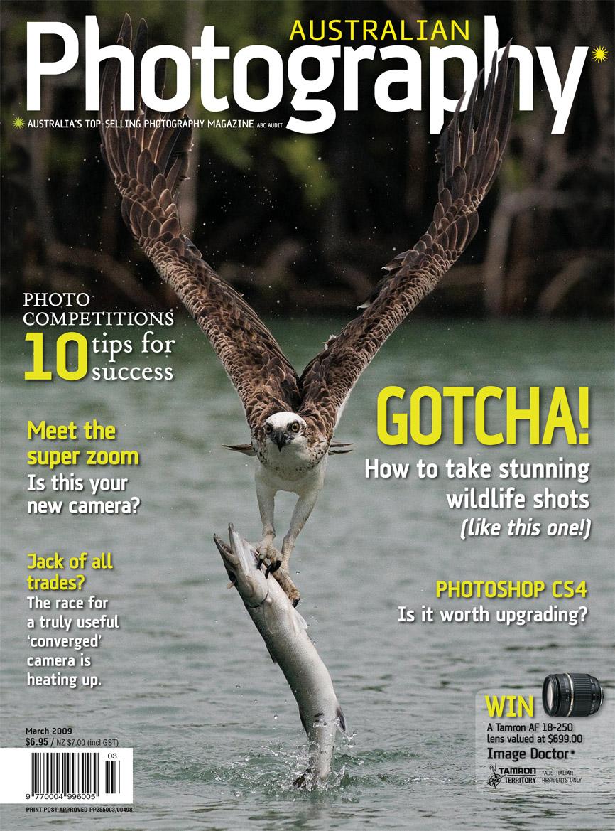 Australian Photography Magazine March 2009