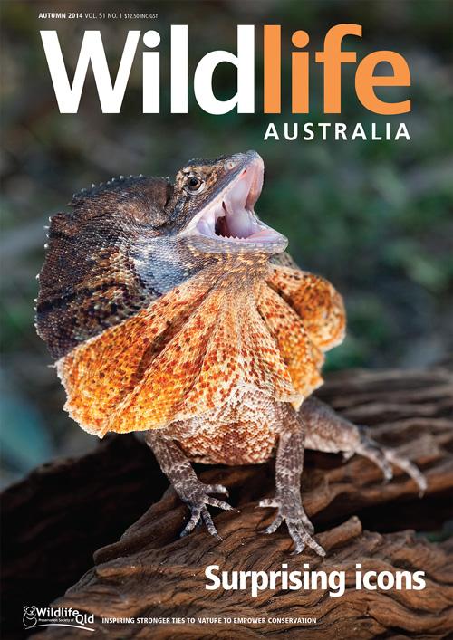 Wildlife Australia Magazine Autumn 2014