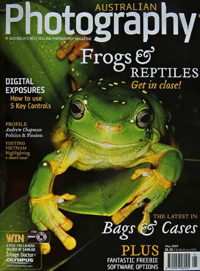 Australian Photography Magazine May 2007