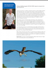 Photography Masterclass – Osprey Australian Birdlife – Vol. 1.2 – June 2012