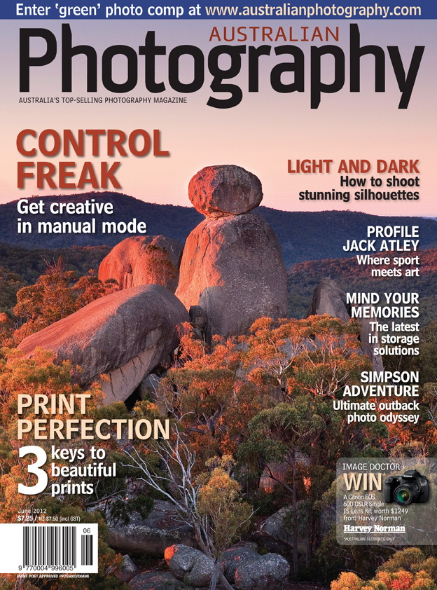 Australian Photography Magazine June 2012