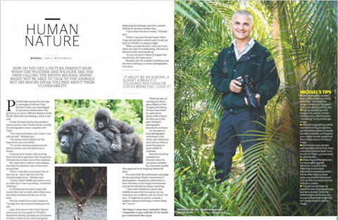 Human Nature Cairns Eye magazine June 2015