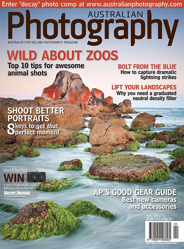 Australian Photography Magazine April 2012