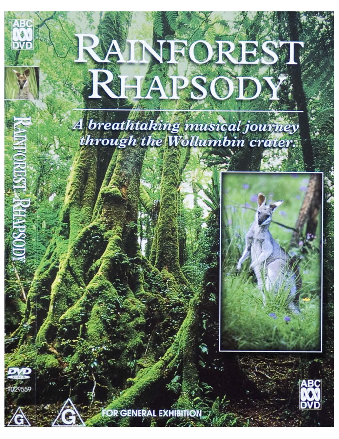 Rainforest Rhapsody ABC DVD