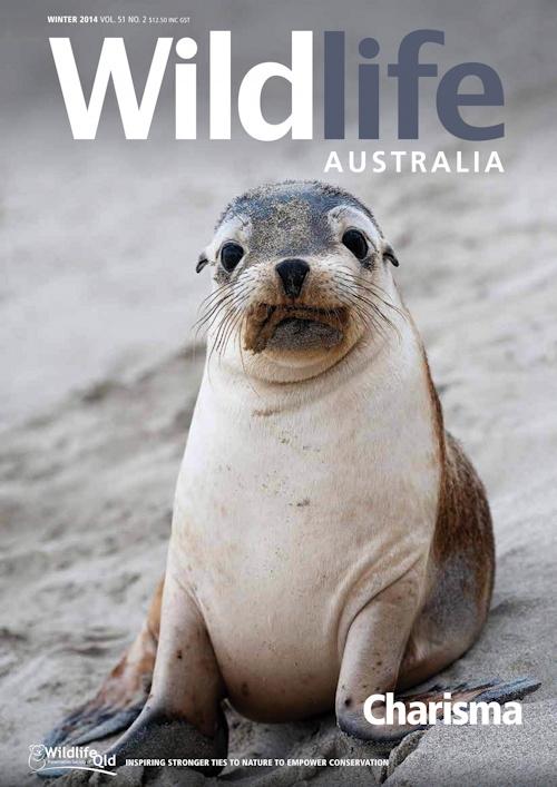 Wildlife Australia Magazine Winter 2014